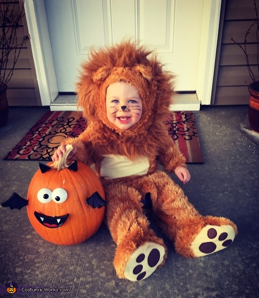 Lion Cub Costume