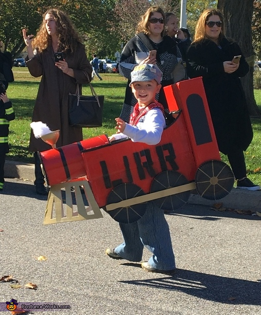 LIRR Steam Engine Costume
