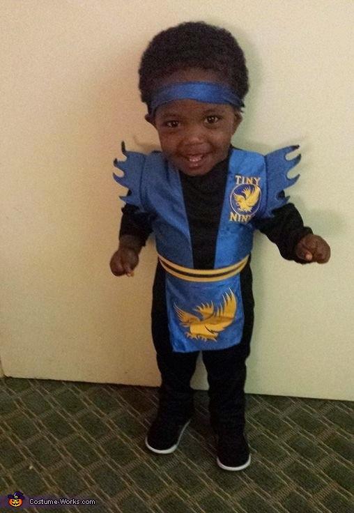 Little Ninja Costume