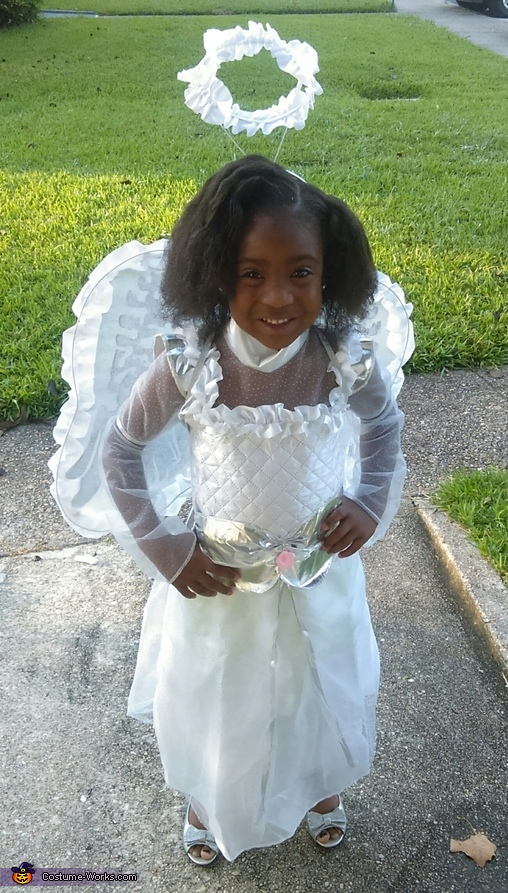 The Little Angel Costume