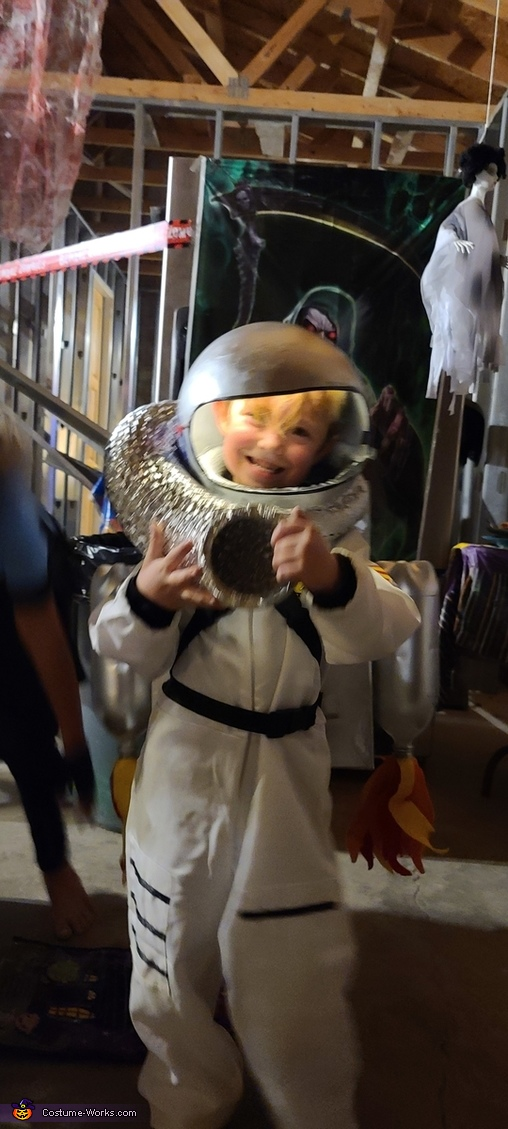 Little Astronaut Costume