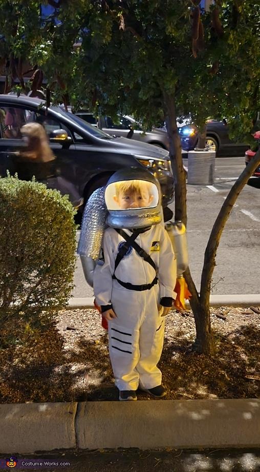 Little Astronaut Costume