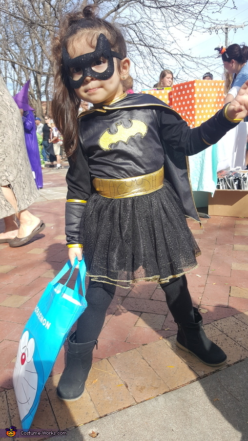 Little Batgirl Costume