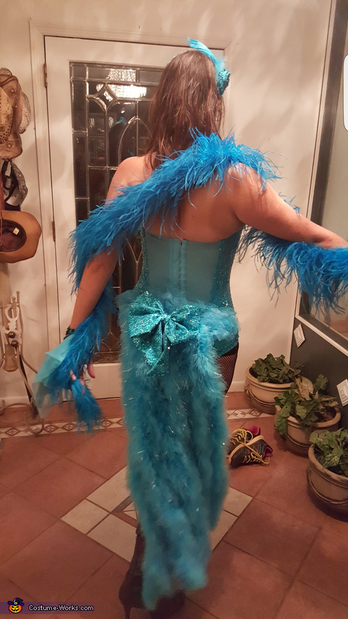 Little Blue Macaw Costume