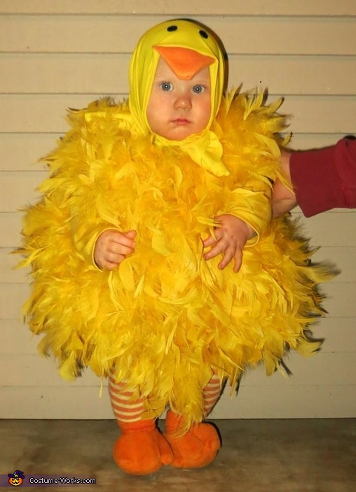Little Chickie Costume