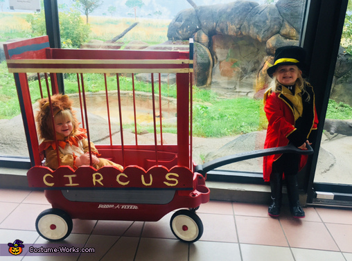 """Little Circus"" Costume"