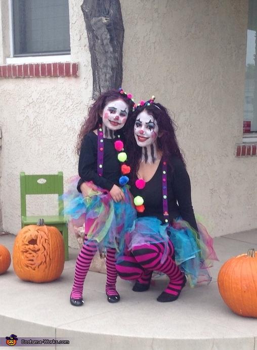 Clown moment , Little Clowns Costume