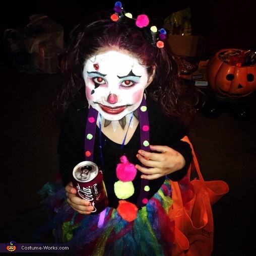 Coca Cola  Clown , Little Clowns Costume