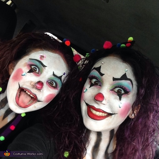 Clowning around , Little Clowns Costume