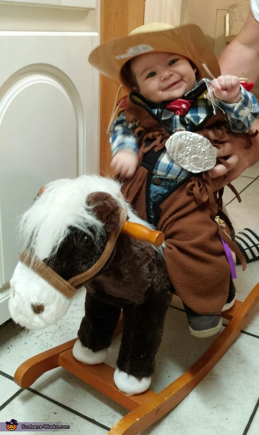 YeeHaw!, Little Cowboy Baby Costume