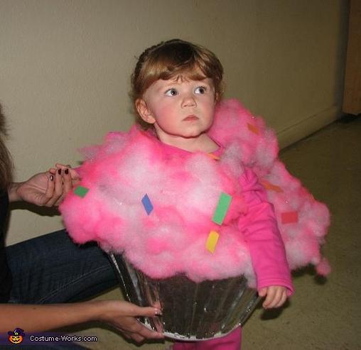 Cupcake! ,  Cupcake Baby Costume