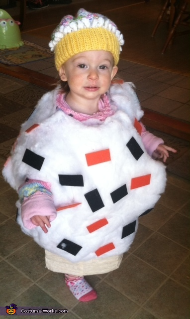 Little Cupcake Costume