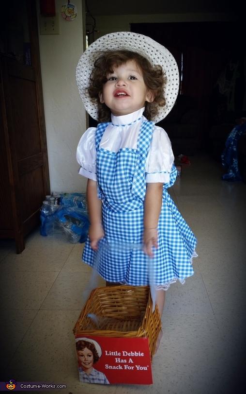 Little Debbie Costume