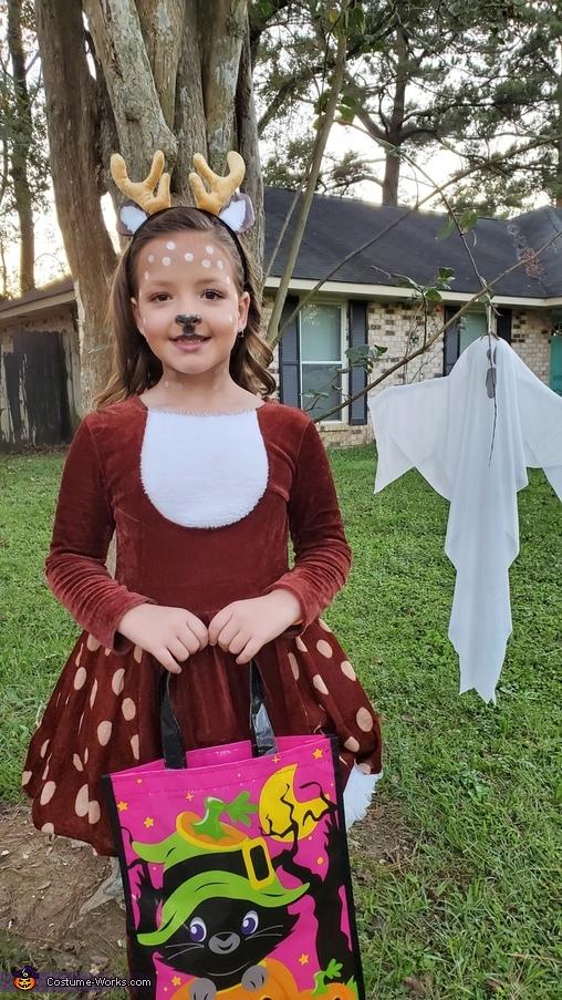 Little Deer Costume