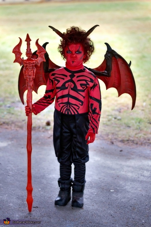 The Dark Lord, Little Devils Costume