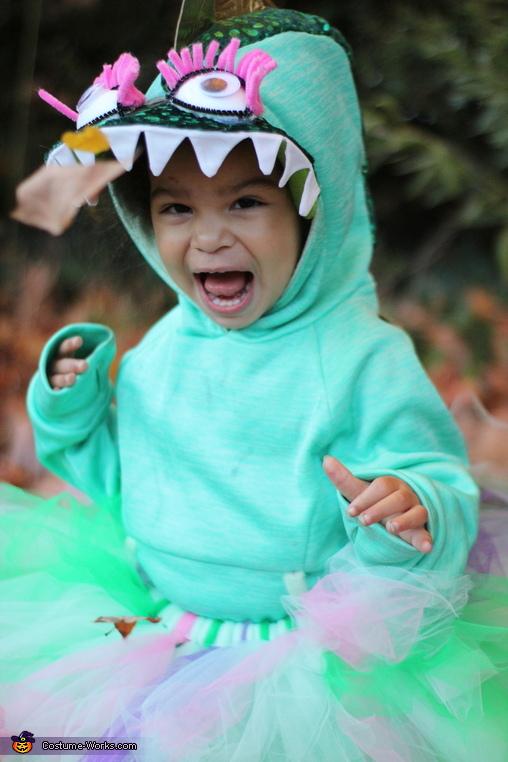 Hear me roar, Little Dino Costume