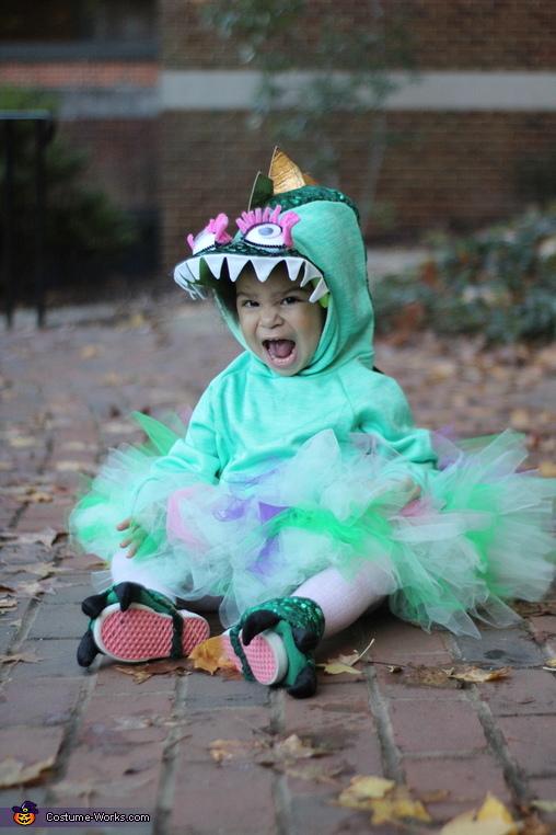 Little Dino Costume