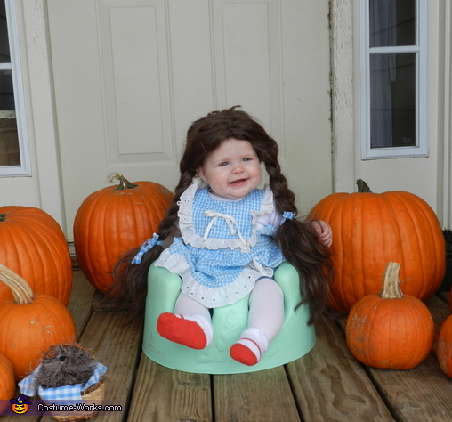 Little Dorothy Costume