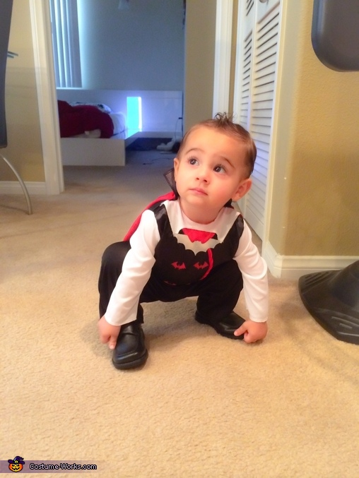 Little Dracula, Little Dracula Costume