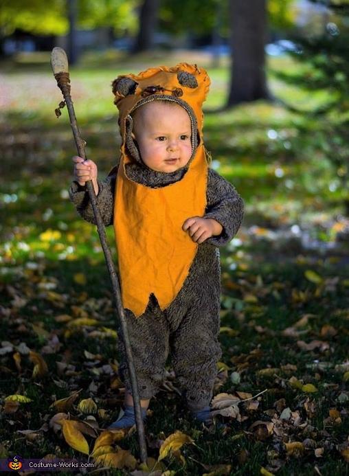 Little Ewok Costume