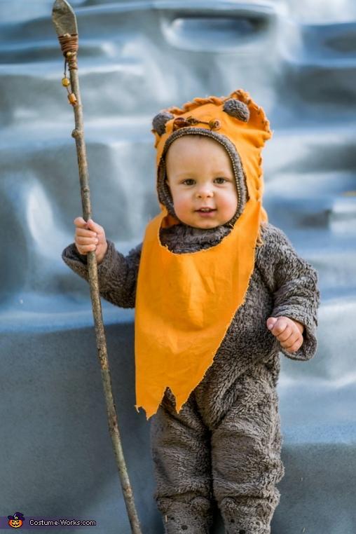 little ewok costume photo 2 2