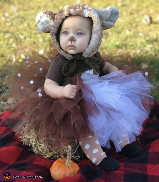 Little Fawn Costume