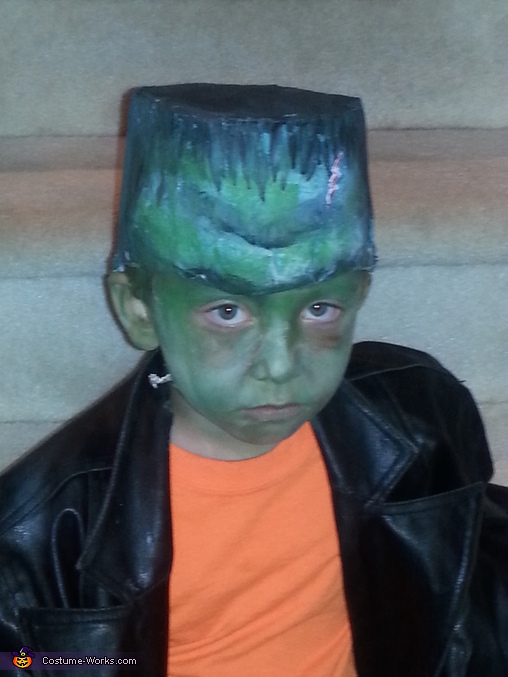 Little Frankenstein Monster Costume