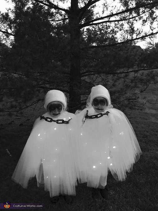 Little Ghosts Costume