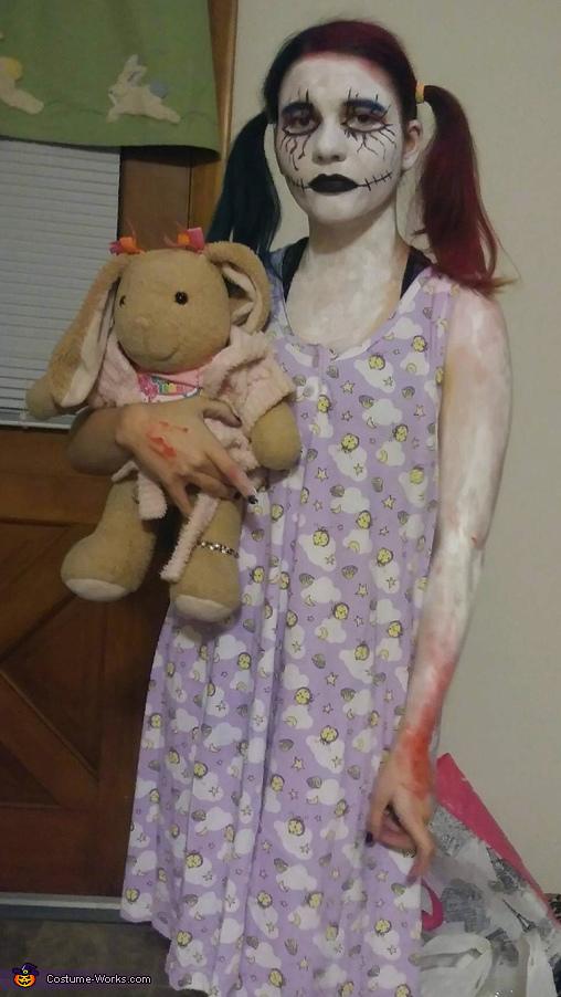 Little Girl Demon Child Costume