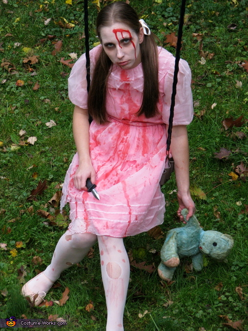 Little Girl Lost....Lost her MIND!, Little Girl Lost Her Mind Costume