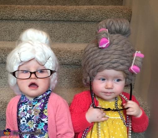 Little Granny Baby Costumes Photo 4 4