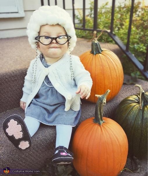 Little Granny Costume