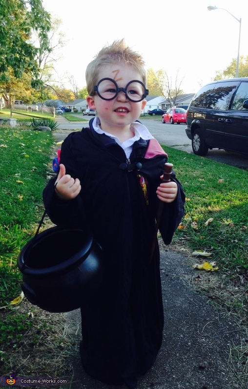 Little Harry Potter Costume