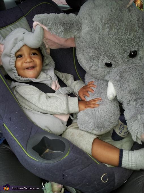 Little Heffalumps Baby Costume