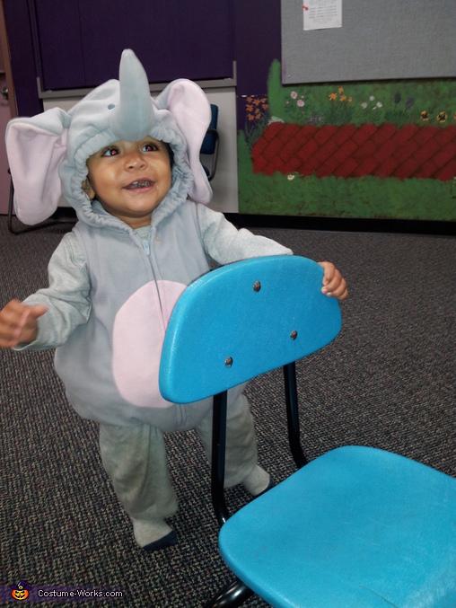 Little Heffalumps Costume