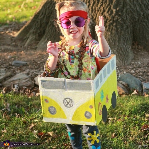 Little Hippy Costume