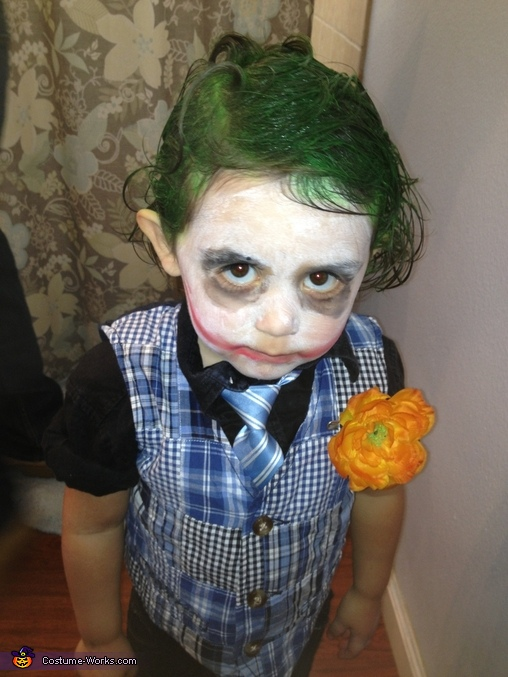 Little Joker Costume