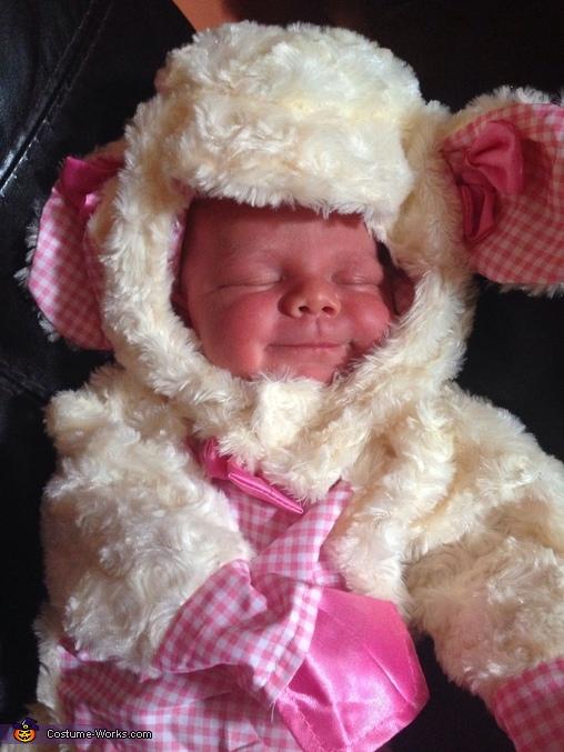Little Lamb Baby Costume
