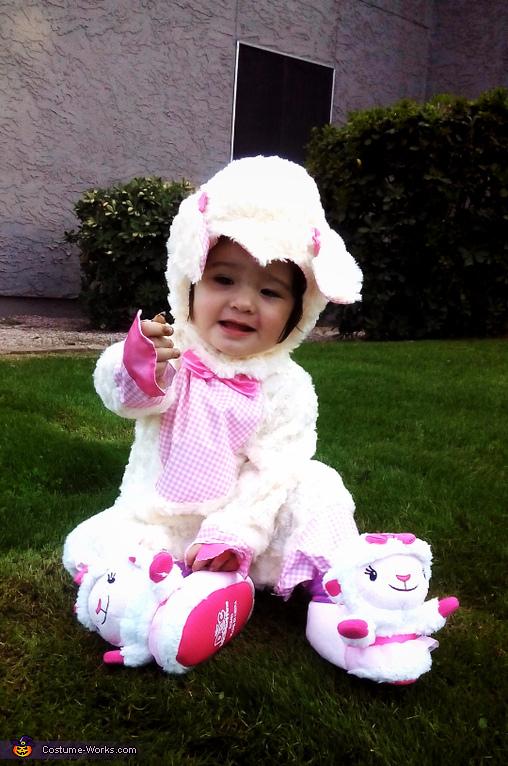Little Lambie Costume