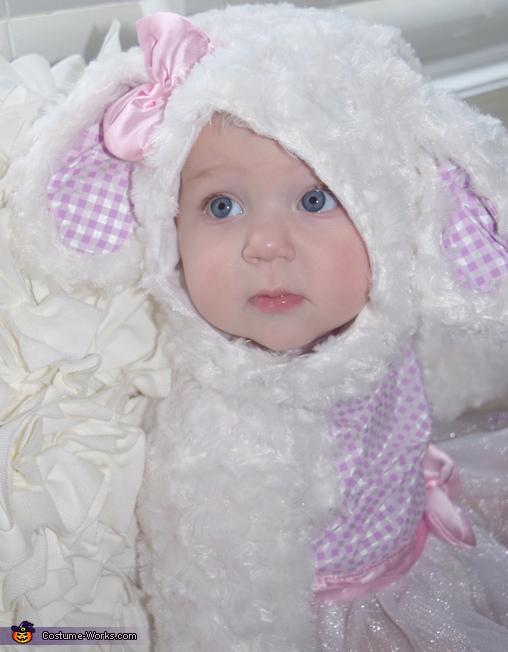 Little Lamby Lamb Costume