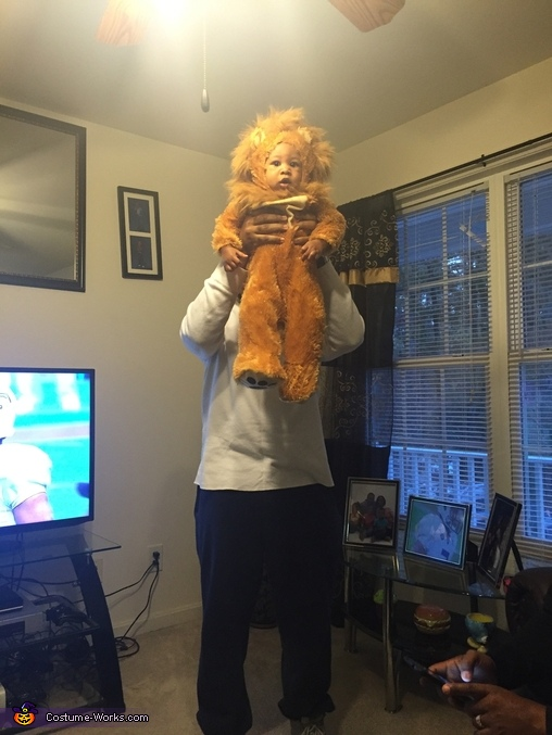 The Lion King, Little Lion Baby Costume