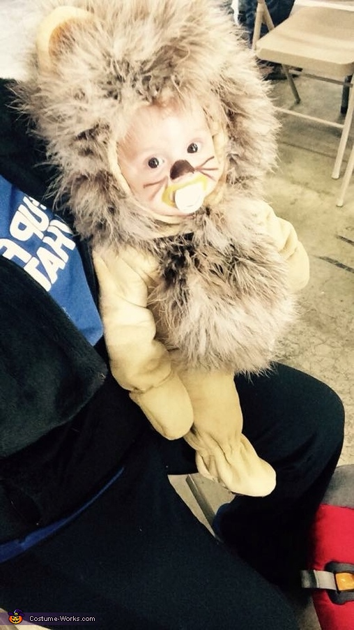 Mommas little lion, Little Lion Costume