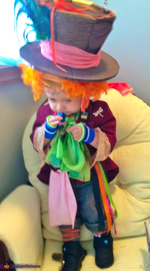 Stand, Little Mad Hatter Costume