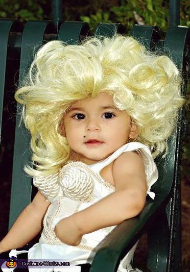 Little Madonna Costume