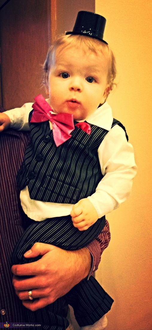 Magician Baby Costume