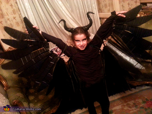 little Maleficent, Little Maleficent Costume