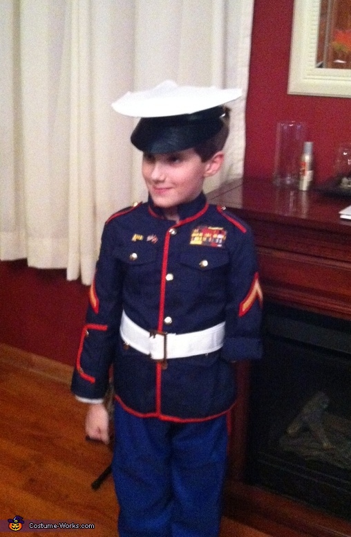 Little Marine Costume