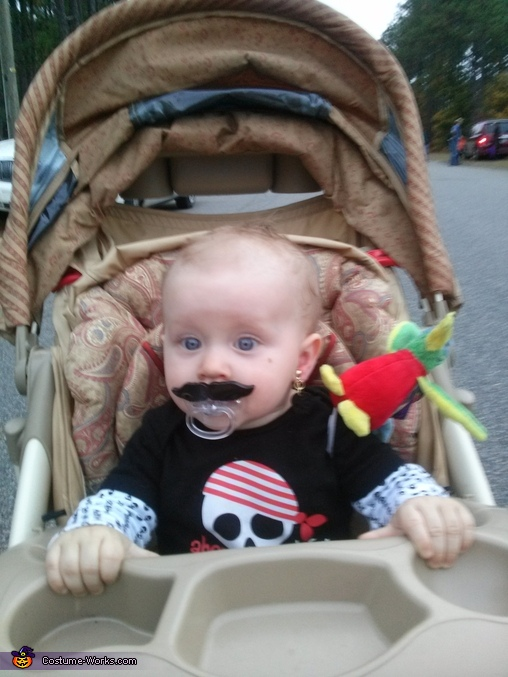 Little Matey Baby Costume