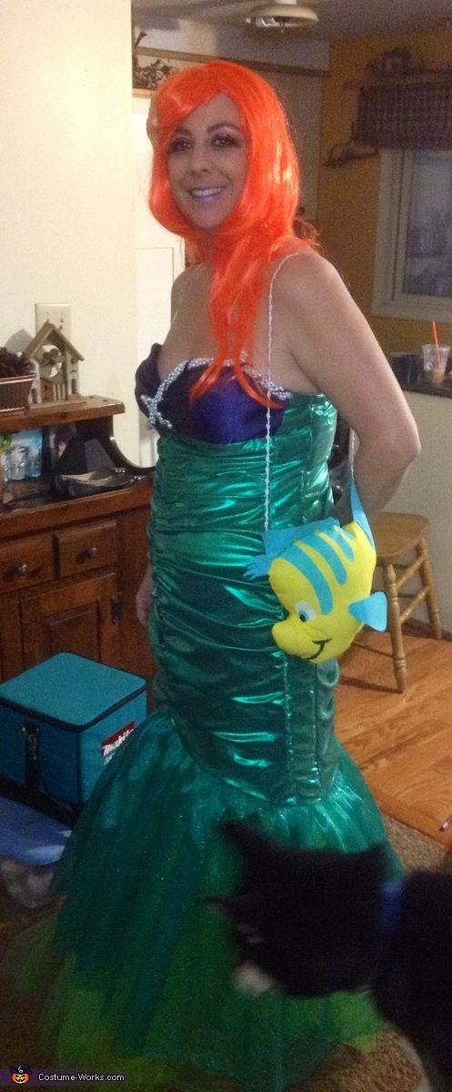 Little Mermaid Ariel Costume