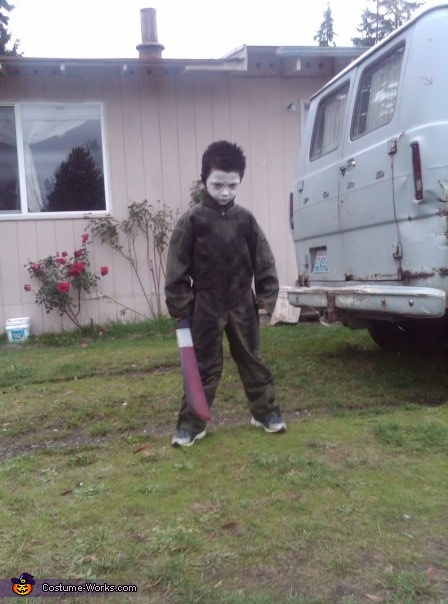 Little Michael Myers Costume
